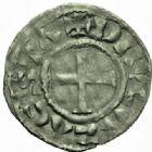 Photo numismatique  MONNAIES BARONNIALES Comté de DREUX HUGUES BARDOUL (vers 1035-1055) Denier.