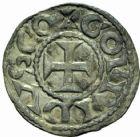 Photo numismatique  MONNAIES BARONNIALES Duché d'AQUITAINE GUI-GEOFFROI (1058-1086) Denier.