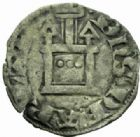Photo numismatique  MONNAIES BARONNIALES Comté de CHALON-ARLAY JEAN II (1258-1315) Denier.