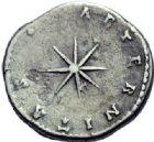 Photo numismatique  ARCHIVES VENTE 2015 -19 juin EMPIRE ROMAIN FAUSTINE mère (épouse d'Antonin +141)  Denier, Rome après 141.