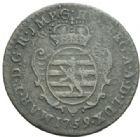 Photo numismatique  MONNAIES MONNAIES DU MONDE LUXEMBOURG MARIE THÉRÈSE (1740-1780) Liard de 1759.