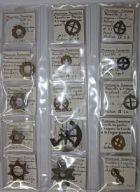 Photo numismatique  ARCHIVES VENTE 2015 -19 juin ROUELLES ANNEAUX FUSAÏOLES   Lot de 23 objets.