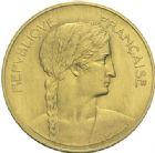 Photo numismatique  ARCHIVES VENTE 2015 -19 juin MODERNES FRANÇAISES 4e RÉPUBLIQUE (16 janvier 1947-3 octobre 1958)  Module de 20 francs oVisite du Président Coty à la Monnaie de Paris, le 5 mai 1955.