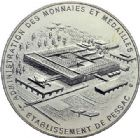 Photo numismatique  ARCHIVES VENTE 2015 -19 juin MODERNES FRANÇAISES 5e REPUBLIQUE (Depuis le 4 octobre 1958)  Modules de 50 francs (1973).