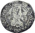 Photo numismatique  ARCHIVES VENTE 2015 -19 juin BARONNIALES Seigneurie de BEARN HENRI II (1572-1589) Franc, frappé en 1580 et *teston, frappé en 1576.