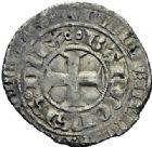 Photo numismatique  ARCHIVES VENTE 2015 -19 juin BARONNIALES Duché de BAR ROBERT (1354-1411) Blanc au K.