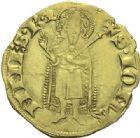 Photo numismatique  ARCHIVES VENTE 2015 -19 juin BARONNIALES Seigneurie d'ÉLINCOURT GUI de Luxembourg, comte de Saint-Pol (1360-1371) Florin d'or.