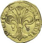 Photo numismatique  ARCHIVES VENTE 2015 -19 juin BARONNIALES Seigneurie d'ELINCOURT GUI de Luxembourg, comte de Saint-Pol (1360-1371) Florin d'or.