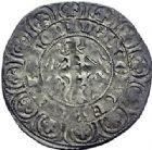 Photo numismatique  ARCHIVES VENTE 2015 -19 juin BARONNIALES Comté de HAINAUT MARGUERITE II d'Avesnes (1345-1356) Gros ou plaque, Valenciennes.