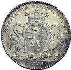 Photo numismatique  ARCHIVES VENTE 2015 -19 juin JETONS DE L'ANCIEN REGIME VALENCIENNES Conseil de la Ville. Jeton du magistrat. 1er type.