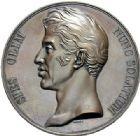 Photo numismatique  ARCHIVES VENTE 2015 -19 juin MEDAILLES MEDAILLES FRANCAISES ET ETRANGERES Charles X.  Médaille de la Vendée pour le sacre de Charles X, 29 mai 1825
