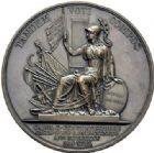 Photo numismatique  ARCHIVES VENTE 2015 -19 juin MÉDAILLES MEDAILLES FRANCAISES ET ETRANGERES Charles X.  Médaille de la Vendée pour le sacre de Charles X, 29 mai 1825