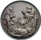 Photo numismatique  ARCHIVES VENTE 2015 -19 juin MÉDAILLES MEDAILLES FRANCAISES ET ETRANGERES Londres. Médaille Honoris causa Médailles 1862.
