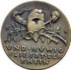 Photo numismatique  ARCHIVES VENTE 2015 -19 juin MÉDAILLES MEDAILLES SATIRIQUES ALLEMANDES Médailles de Karl Goetz Verdun, 1917.