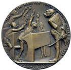 Photo numismatique  ARCHIVES VENTE 2015 -19 juin MÉDAILLES MEDAILLES SATIRIQUES ALLEMANDES Médailles de Karl Goetz Qui est coupable? Wer ist der Schuldige?