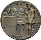 Photo numismatique  ARCHIVES VENTE 2015 -19 juin MEDAILLES MEDAILLES SATIRIQUES ALLEMANDES Médailles de Karl Goetz Qui est coupable? Wer ist der Schuldige?