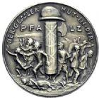 Photo numismatique  ARCHIVES VENTE 2015 -19 juin MÉDAILLES MEDAILLES SATIRIQUES ALLEMANDES Médailles de Karl Goetz «Le chapeau de Gessler» dans le Palatinat, 1920. Der Gesslerhut in der Pfalz.