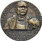 Photo numismatique  ARCHIVES VENTE 2015 -19 juin MÉDAILLES MEDAILLES SATIRIQUES ALLEMANDES Médailles de Karl Goetz Occupation de la Ruhr, 1919-1923.