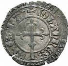 Photo numismatique  MONNAIES ROYALES FRANCAISES JEAN II LE BON (22 août 1350-18 avril 1364)  Gros à la couronne.