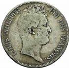 Photo numismatique  MONNAIES MODERNES FRANÇAISES LOUIS-PHILIPPE Ier (9 août 1830-24 février 1848)  5 francs, Lille 1830.