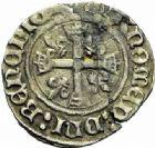 Photo numismatique  MONNAIES ROYALES FRANCAISES CHARLES VIII (20 août 1483-7 avril 1498)  Petit karolus, Saint-Lô.