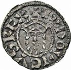 Photo numismatique  ARCHIVES VENTE 2015 -26-28 oct -Coll Jean Teitgen ROYALES FRANCAISES LOUIS VII (1er août 1137-18 septembre 1180)  6- Denier, Bourges.