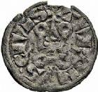 Photo numismatique  ARCHIVES VENTE 2015 -26-28 oct -Coll Jean Teitgen ROYALES FRANCAISES LOUIS IX, Saint Louis (3 novembre 1226-24 août 1270)  15- Obole tournois.