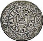 Photo numismatique  ARCHIVES VENTE 2015 -26-28 oct -Coll Jean Teitgen ROYALES FRANCAISES PHILIPPE III LE HARDI (25 août 1270-5 octobre 1285)  17- Gros tournois (avant 1280).