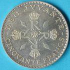 Photo numismatique  MONNAIES MONNAIES DU MONDE MONACO RAINIER III (1949-2005) 50 francs de 1974.