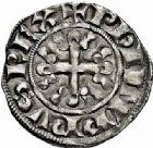 Photo numismatique  ARCHIVES VENTE 2015 -26-28 oct -Coll Jean Teitgen ROYALES FRANCAISES PHILIPPE IV LE BEL (5 octobre 1285-30 novembre 1314)  25- Doubles parisis, *1ère et 2ème émission (1295-1303 et 1303-1305).