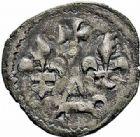 Photo numismatique  ARCHIVES VENTE 2015 -26-28 oct -Coll Jean Teitgen ROYALES FRANCAISES PHILIPPE IV LE BEL (5 octobre 1285-30 novembre 1314)  29- Tournois simple (septembre 1295-1303).