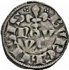 Photo numismatique  ARCHIVES VENTE 2015 -26-28 oct -Coll Jean Teitgen ROYALES FRANCAISES PHILIPPE IV LE BEL (5 octobre 1285-30 novembre 1314)  30- Bourgeois fort, *bourgeois simple et *obole (26 janvier 1311).