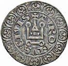 Photo numismatique  ARCHIVES VENTE 2015 -26-28 oct -Coll Jean Teitgen ROYALES FRANCAISES PHILIPPE V LE LONG (1316-1322)  33- Gros tournois (1er mars 1318).