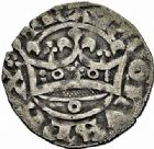 Photo numismatique  ARCHIVES VENTE 2015 -26-28 oct -Coll Jean Teitgen ROYALES FRANCAISES CHARLES IV LE BEL (3 janvier 1322–1er février 1328)  35- Lot de 2 monnaies.