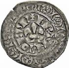 Photo numismatique  ARCHIVES VENTE 2015 -26-28 oct -Coll Jean Teitgen ROYALES FRANCAISES PHILIPPE VI DE VALOIS(1er avril 1328-22 août 1350)  45- Lot de 2 monnaies.