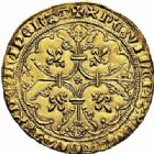 Photo numismatique  ARCHIVES VENTE 2015 -26-28 oct -Coll Jean Teitgen ROYALES FRANCAISES JEAN II LE BON (22 août 1350-18 avril 1364)  49- Royal d'or, 2ème émission (15 avril 1359).