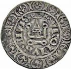 Photo numismatique  ARCHIVES VENTE 2015 -26-28 oct -Coll Jean Teitgen ROYALES FRANCAISES JEAN II LE BON (22 août 1350-18 avril 1364)  55- Gros à la queue, 1ère émission (11 juillet 1355).