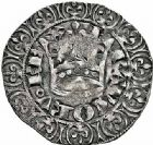 Photo numismatique  ARCHIVES VENTE 2015 -26-28 oct -Coll Jean Teitgen ROYALES FRANCAISES JEAN II LE BON (22 août 1350-18 avril 1364)  58- Gros blanc à la couronne (26 mars 1357).