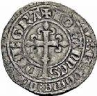 Photo numismatique  ARCHIVES VENTE 2015 -26-28 oct -Coll Jean Teitgen ROYALES FRANCAISES JEAN II LE BON (22 août 1350-18 avril 1364)  60- Gros à la couronne, 1ère émission (22 août 1358).