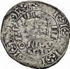 Photo numismatique  ARCHIVES VENTE 2015 -26-28 oct -Coll Jean Teitgen ROYALES FRANCAISES JEAN II LE BON (22 août 1350-18 avril 1364)  63- Gros blanc à la couronne, 1ère émission (30 août 1360).