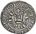 Photo numismatique  ARCHIVES VENTE 2015 -26-28 oct -Coll Jean Teitgen ROYALES FRANCAISES JEAN II LE BON (22 août 1350-18 avril 1364)  65- Gros tournois, émis pour le Languedoc (délivrance le 3 juillet 1359).