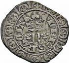 Photo numismatique  ARCHIVES VENTE 2015 -26-28 oct -Coll Jean Teitgen ROYALES FRANCAISES CHARLES V (8 avril 1364-16 septembre 1380)  71- Gros tournois, 2ème émission (3 août 1369).