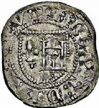 Photo numismatique  ARCHIVES VENTE 2015 -26-28 oct -Coll Jean Teitgen ROYALES FRANCAISES CHARLES VI (16 septembre 1380-21 octobre 1422) Monnayage Italien,  Gênes 83- Petachina.
