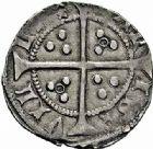 Photo numismatique  ARCHIVES VENTE 2015 -26-28 oct -Coll Jean Teitgen ROYALES FRANCAISES HENRI VI, roi de France et d'Angleterre (31 octobre 1422–19 octobre 1453) Monnayage de Calais 91- Gros, (1422-1430).