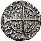 Photo numismatique  ARCHIVES VENTE 2015 -26-28 oct -Coll Jean Teitgen ROYALES FRANCAISES HENRI VI, roi de France et d'Angleterre (31 octobre 1422–19 octobre 1453) Monnayage de Calais 92- 1/2 esterlin, (1422-1430).
