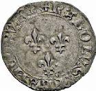 Photo numismatique  ARCHIVES VENTE 2015 -26-28 oct -Coll Jean Teitgen ROYALES FRANCAISES CHARLES VII (30 octobre 1422-22 juillet 1461)  99- Lot de 2 monnaies.