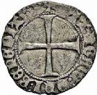 Photo numismatique  ARCHIVES VENTE 2015 -26-28 oct -Coll Jean Teitgen ROYALES FRANCAISES CHARLES VII (30 octobre 1422-22 juillet 1461)  104- Petit blanc au K, 1ère émission (4 décembre 1431), Bourges.