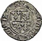 Photo numismatique  ARCHIVES VENTE 2015 -26-28 oct -Coll Jean Teitgen ROYALES FRANCAISES CHARLES VIII (20 août 1483-7 avril 1498)  122- Lot de 3 monnaies.