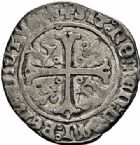 Photo numismatique  ARCHIVES VENTE 2015 -26-28 oct -Coll Jean Teitgen ROYALES FRANCAISES LOUIS XII (8 avril 1498-31 décembre 1514)  130- 1/2 gros de roi (3 février 1512), Lyon.