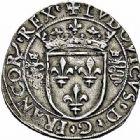 Photo numismatique  ARCHIVES VENTE 2015 -26-28 oct -Coll Jean Teitgen ROYALES FRANCAISES LOUIS XII (8 avril 1498-31 décembre 1514) Monnaies frappées en Italie, (1499-1512) 136- Lot de 3 monnaies.